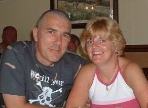 Steve and Angela, owners at The Apartments, Coniston